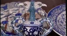Embedded thumbnail for Çini Sanatı